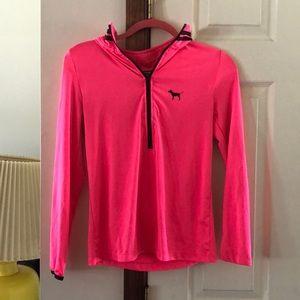 Bright Pink Victoria's Secret Pullover